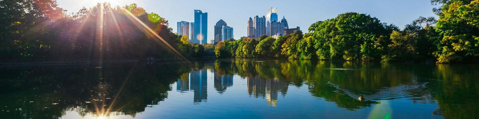 Город Атланта. Достопримечательности столицы Джорджии