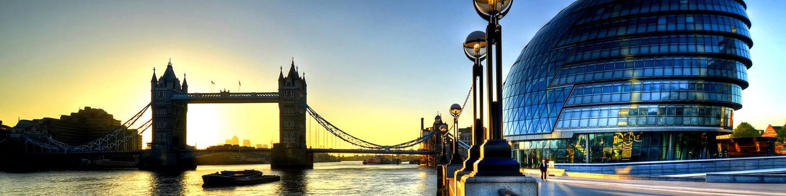 Необычные смотровые площадки Лондона
