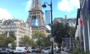 Без башни: СПА в Париже